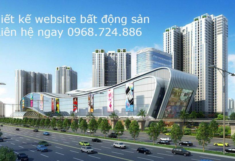 Thiết kế website bất động sản tại Hưng Yên