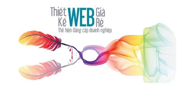 Thiết kế website 500k tại Hà Nội giá rẻ