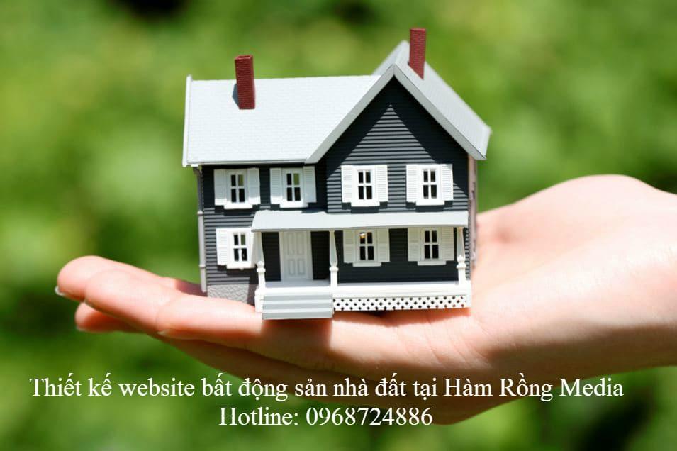 website bất động sản
