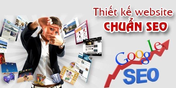 Thiết kế web chuẩn seo tại Hà Nội