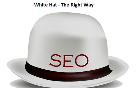 Seo mũ trắng, seo mũ đen là gì ?