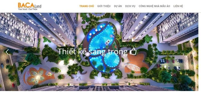 top 5 website bất động sản đẹp