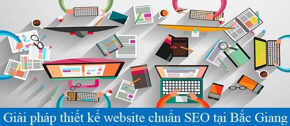 Thiết kế website tại Bắc Giang - Sông Mã Media