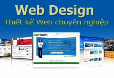 Thiết kế web tại Bà Rịa - Vũng Tàu chuyên nghiệp