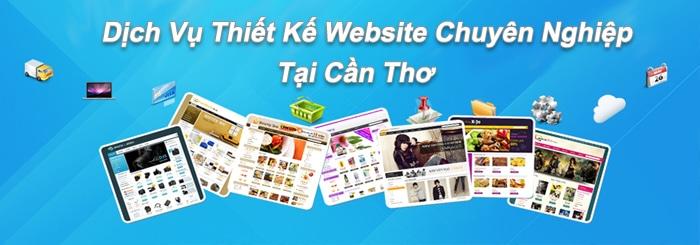 Công ty thiết kế website tại Cần Thơ uy tín