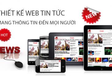 Thiết kế website tại Quảng Trị giá rẻ, uy tín