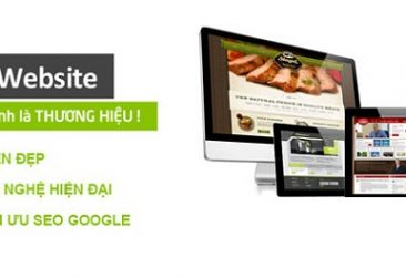 Thiết kế website tại Quảng Nam chuẩn seo