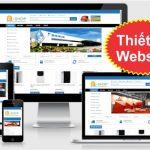 Dịch vụ thiết kế web trọn gói giá rẻ tại Hà Nội, TPHCM