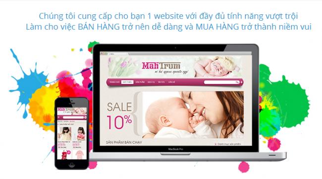 Kết quả hình ảnh cho thiết kế web tại hà tĩnh